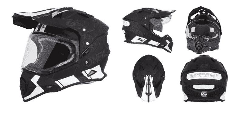 O'Neal Unisex-Adult Full-face Style Sierra II Helmet